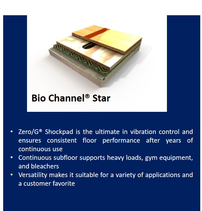 Bio-Channel Star