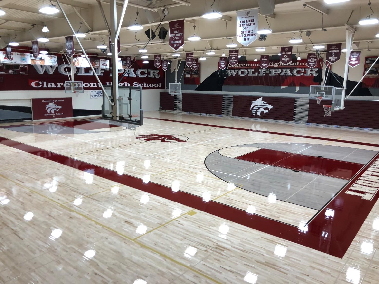 Claremont High School - (2)