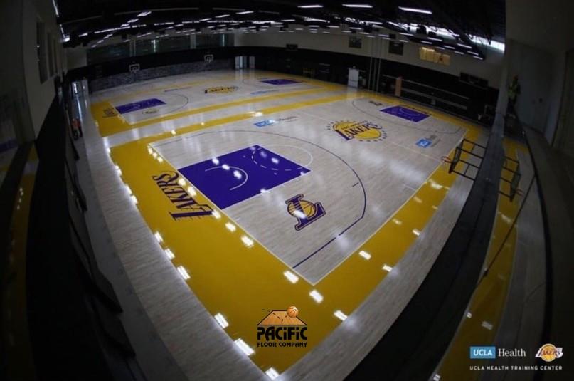 Lakers Training Facility 2017