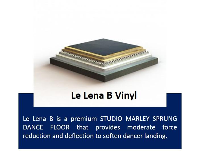 Le Lena B Vinyl