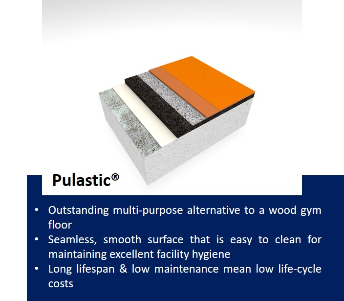Pulastic product