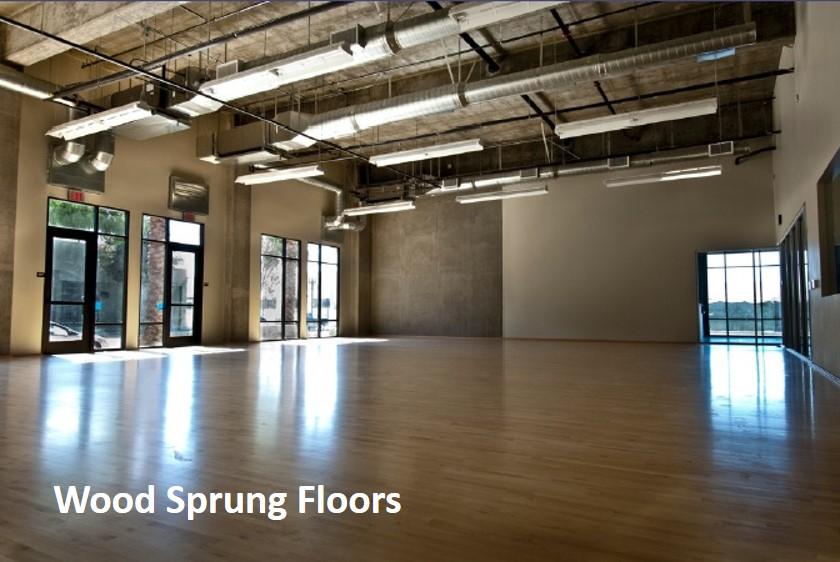 Wood Sprung Floor
